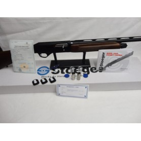 N3080B - SEMI AUTO STOEGER M 3000 BOIS CAL 12  CAN 76 NEUF!!
