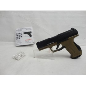 N2993-AIRSOFT REPLIQUE PISTOLET WALTHER P99 CAL 6MM GAZ CO2 NEUF PROMO 2018