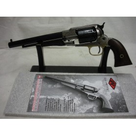 N3412 - REVOLVER 1850 REMINGTON OLD SILVER - CAL .44  - NEUF!!!!