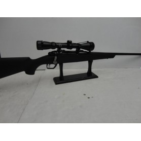 N2565 B - CARABINE REMINGTON  MODEL 783 SYNTHETIQUE  CAL. 243W ET LUNETTE- NEUF