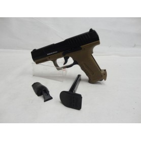 N2992-AIRSOFT REPLIQUE PISTOLET walther P99  CAL 6MM GAZ CO2 BLOWBACK NEUF!!!