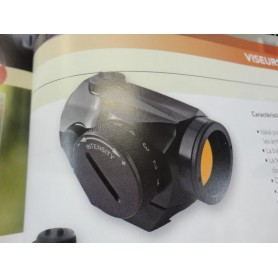 N1694-VISEUR POINT ROUGE  AIMPOINT MICRO H1-  2  MOA - NEUF