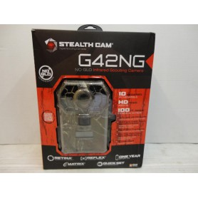 N2808- CAMERA STEALTH CAM G42 NG - NEUF!!!