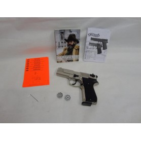 N3016-PISTOLET WALTHER CP88  CAL 4,5 GAZ CO2 - NEUF PROMO 2017!!!