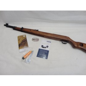 N3133- GRANDE NOUVEAUTE§ CARABINE CAL. 4,5 CANON FIXE MAUSER K 98  19,9 JOULES -- NEUF!!!